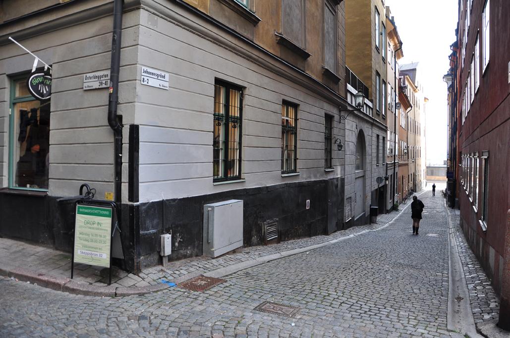 mötesplatsen järntorget Kristianstad
