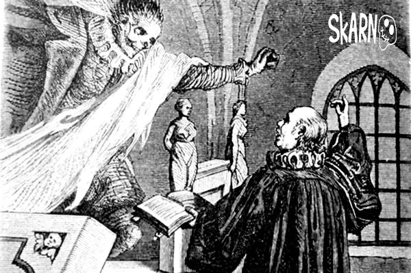 Ett spöke eller bara ett bevis på entitetskontinuitet?